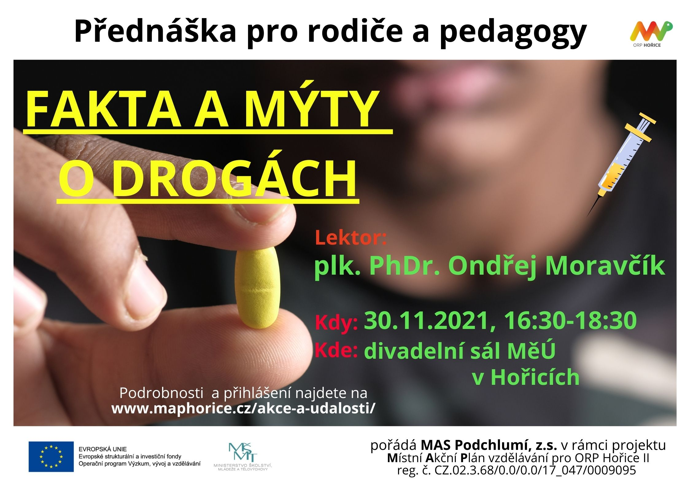 Fakta a mýty o drogách